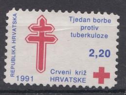 Yugoslavia Croatia TBC Label - Kroatien