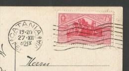 CATANIA Etna Sicilia 1930 - Catania