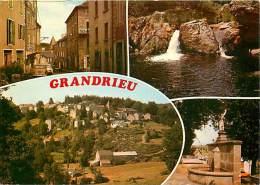 Réf : T 15 - 3835  : GRANDRIEU - Gandrieux Saint Amans
