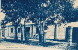 OGOOUE - 1928 , Gebäude In Lambarene - Gabun