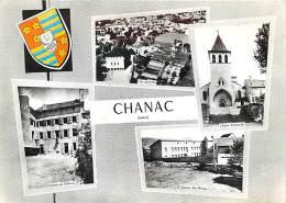 Réf : T 15 - 3846  : CHANAC - Chanac