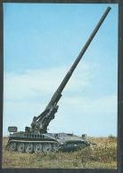 ITALIA CARTOLINA ARTIGLIERIA M-107 CANNONE DA 175/60 - COD.152 - Guerra 1939-45