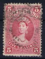 Queensland:  Mi 65 Used  1882 - 1860-1909 Queensland