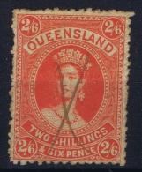 Queensland:  Mi 59 Y Used  1882 - 1860-1909 Queensland