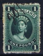 Queensland:  Mi 67 Used  1882 - 1860-1909 Queensland