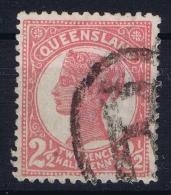 Queensland:  Mi 97  Used  1887 - 1860-1909 Queensland
