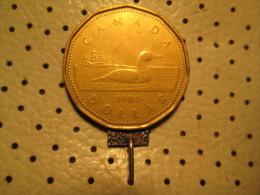 CANADA 1 Dollar 1983   # 2 - Canada