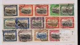 Compª De Mozambique  1935  Set  ( O ) Portugal Beira Region Aviation Avions Aeroplanes Sp3668 - Colonies Portugaises Et Dépendances - Non Classés
