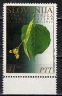 SLOVENIA - 1992 - 1° ANNIVERSARIO DELL'INDIPENDENZA - NUOVO MNH - Slovenia
