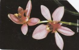 Sierra Leone, SRL-17, Orchid 3, 2 Scans.