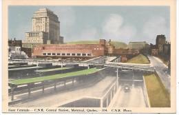 CANADA - MONTREAL - Gare Centrale - Montreal