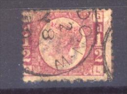 03087  -  GB  : : Yv  49  (o) Planche 19 - 1840-1901 (Viktoria)