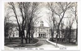 CANADA - MONTREAL - McGill University - Montreal