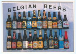 AK Bier Belgien Belgian Beers België Bières Belges Leffe Brugs Duvel Westmalle Belgium Belgique Bier Pivo Piwo Beeri - Sonstige