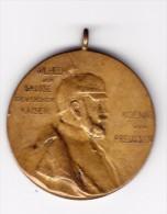 1897 Germany Kaiser Wilhelm I Medal - Royal/Of Nobility