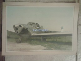 24733 ARGENTINA AVIATION AVIACION ARCOUPE 29 X 21 CM PHOTO NO NO POSTCARD - Affiches