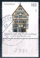 2012  Fachwerkbauten (IV) - BRD