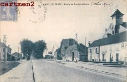 LA VIEILLE-POSTE ROUTE DE FONTAINEBLEAU ATHIS-MONS 91 ESSONNE - Frankrijk