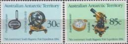 Antarctic. Australian Territory.1984.Michel.61-62. MNH 22077 - Australisch Antarctisch Territorium (AAT)