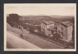 DF / 34  HERAULT / CLERMONT L'HÉRAULT / JARDIN PUBLIC, RUE PORTANELLE - Clermont L'Hérault
