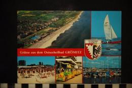 ALLEMAGNE, Germany, Gruss Aus Dem Ostseeheilbad Gromitz - Allemagne