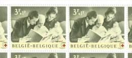 Nr 1267A-V  ** - Postzegelboekjes 1953-....