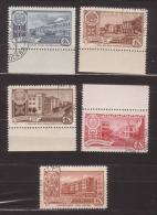Sowjetunion , 1960 , Mi.Nr. 2407 - 2411 O - Gebraucht