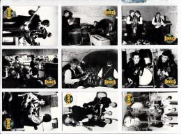 LOT DE 99 CARTES TRADING CARDS BEATLES DE 1995 EN PARFAIT ETAT (22 PHOTOS) - Catalogues