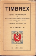 TIMBREX - Europe - Filatelia E Historia De Correos