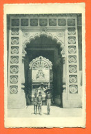 "Inde - Calcutta  ""  Le Temple Jainiste - Portique  "" Carte Nels - Inde"