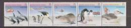 Antarctic.Austrilian 1988 Territory.Penquins.Michel.79-83.MNH 22092 - Australisch Antarctisch Territorium (AAT)