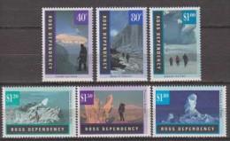 Antarctic.Ross Dependency 1998.Mountains Michel.54-59.MNH 22093 - Ross Dependency (Nieuw-Zeeland)