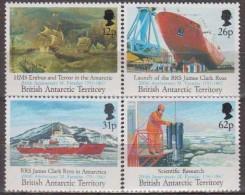 Antarctic.British Territory.1991.Michel.185-88.MNH 22101 - Brits Antarctisch Territorium  (BAT)