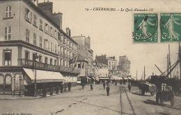 CHERBOURG E Quai Alexandre III - Cherbourg