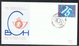 Belgie OCB FDC 2306 - FDC