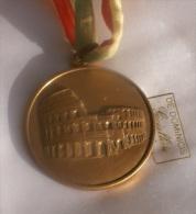 ITALIA - MEDAGLIA BRONZO DELLA MARATONA DI ROMA 1985 - Atletica