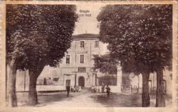 OLEGGIO NOVARA TEATRO VERDI VIAGGIATA IL 9/1/1921 - Novara