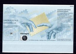 8110 IAS IRC Coupon Reponse International Deutschland Allemagne T32 Gest. DE20060710HG 1. Tag Zum Preis Von 1,80 € - Unclassified