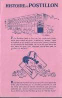 Vins Du Postillon/ Histoire Du Postillon /n0 7 Et 8  /Vers 1955       BUV269 - Alimentare