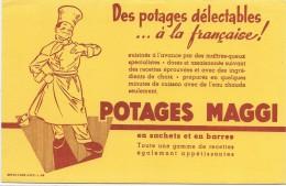 Potages MAGGI/ Des Potages Délectables /Vers 1955       BUV252 - Soups & Sauces