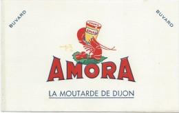 AMORA/La Moutarde De Dijon / /Vers 1955       BUV262 - Moutardes