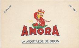 AMORA/La Moutarde De Dijon / /Vers 1955       BUV263 - Moutardes