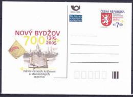 Tchéque République 2005, Entier (CDV 98) - Ansichtskarten