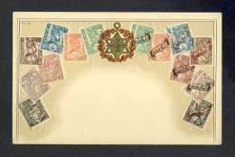 Carte Postale De Monnaies: PAYS NON IDENTIFIE. Gaufree (Ref. 94167) - Lesotho