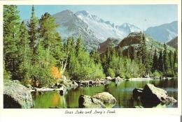 C.139 - Bear Lake and Long's Peak, Colorado