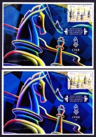 Chess 2015 KYRGYZSTAN  2 CM - Chess