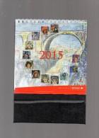 CALENDRIER  AIR  ALGERIE  2015 - Calendriers