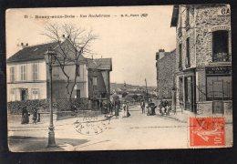93 ROSNY SOUS BOIS RUE ROCHEBRUNE BELLE ANIMATION CAVES DU COQ D' OR - Rosny Sous Bois