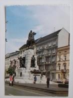 Krakow Cracow   / Grunwald Battle Monument   /  Poland/ - Polonia