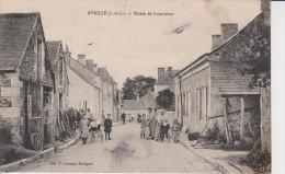 37-avrillé-route De Continvoir - Francia